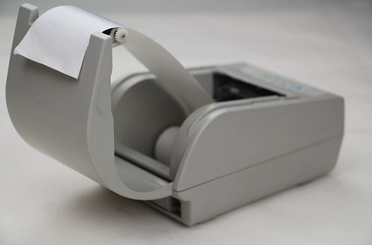 Mobile DC 12v  2 '' Ticket Thermal Printer , LOGO Download Ethernet Receipt Printer