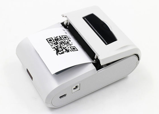 Chiny 58mm Bluetooth Thermal Printer Smart Mobile System Bank Terminal fabryka