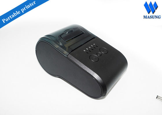 Wireless Handheld Bluetooth Thermal Printer Module , Label Printer Long Time Working
