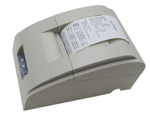 Chiny Cashbox Drive Network POS Thermal Printer  With EPSON ESC / POS Command fabryka
