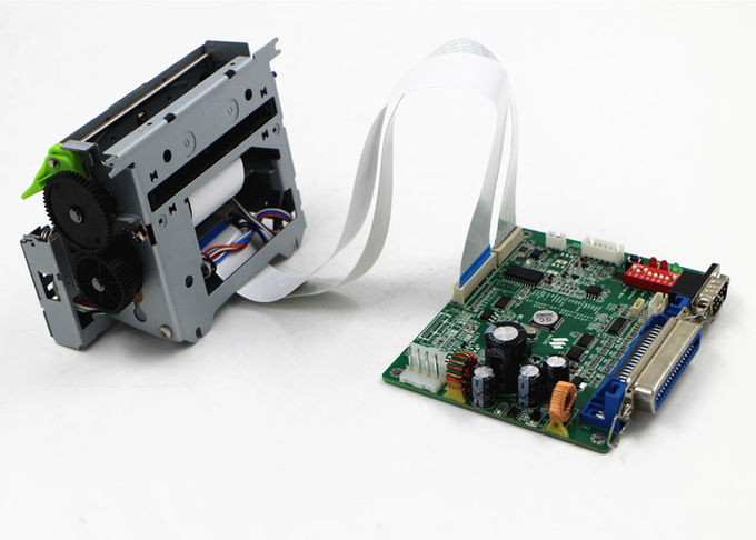 Fast speed 150mm / s  Thermal Printer Module 80mm With Paper Presenter